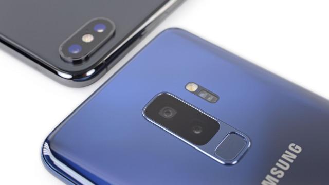 Galaxy S10: já são conhecidas as cores do novo top de linha