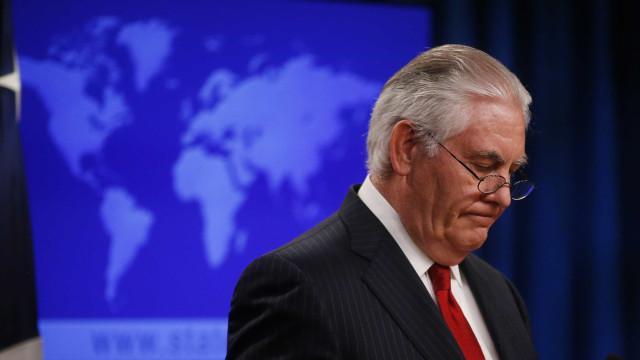 EUA: Tillerson se pronuncia após demissão e evita polêmica