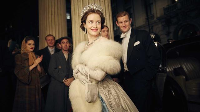 Atriz protagonista de 'The Crown' tinha salário menor do que príncipe