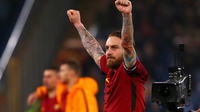 Roma bate Shakhtar e se classifica para as quartas da Liga dos Campeões