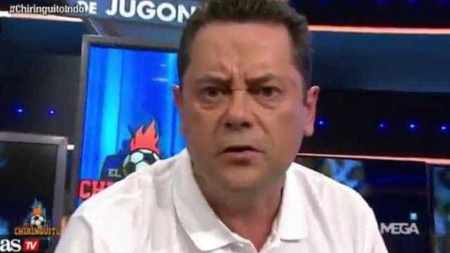 Jornalista dá chilique ao criticar possível ida de Neymar ao Real