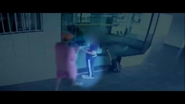 Ladrão assalta menina de 10 anos na porta de prédio em Brasília