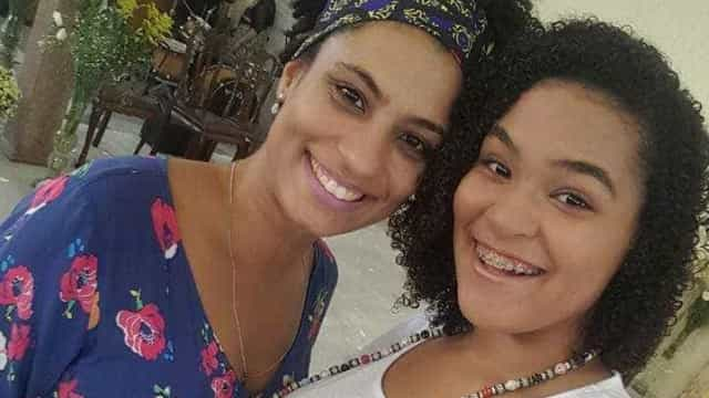 'Nós seremos resistência', diz filha de Marielle Franco