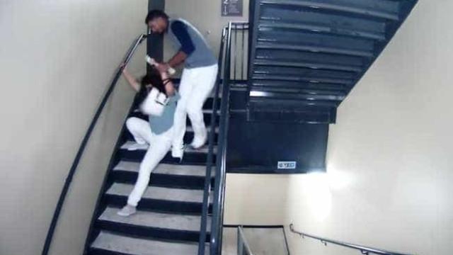Imagens fortes: justiça libera vídeo de agressão de jogador à namorada