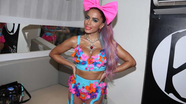 Anitta será a atração da festa 'Intergalática' desta sexta no 'BBB'