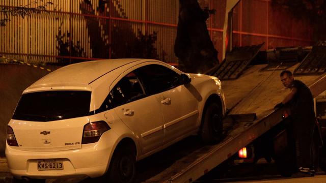 Polícia identifica placa e suspeita de um 3º carro em morte de Marielle