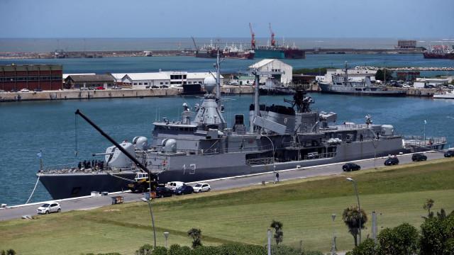 Argentina confirma que submarino desaparecido realizava espionagens
