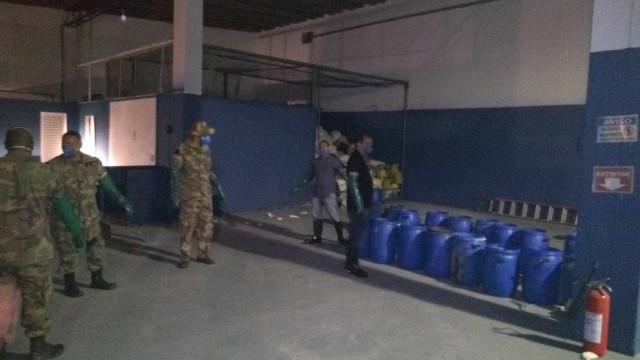 Partes de corpos são achados achados no meio de lixo hospitalar no RJ