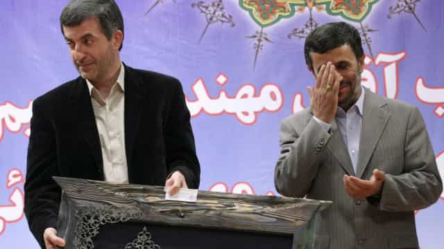 Próximo de Ahmadinejad, ex-vice-presidente é preso no Irã