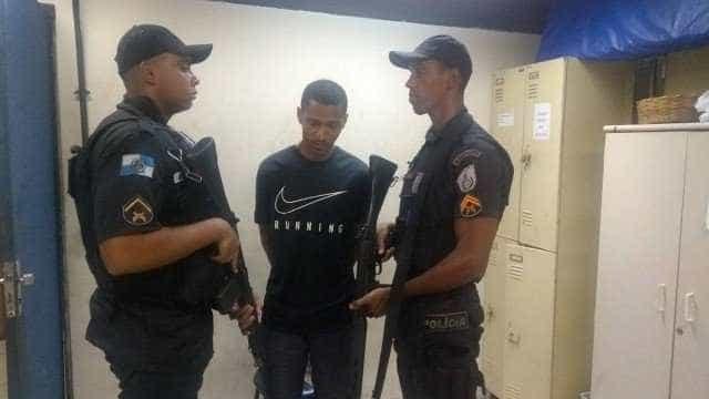 PM prende assaltante de apartamentos da zona sul do Rio
