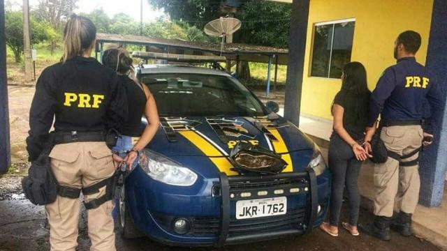 Dupla é presa suspeita de roubar 25 celulares em show de Safadão