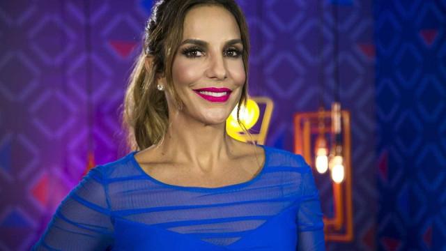 'Só ando nua', conta Ivete Sangalo após nascimento das gêmeas