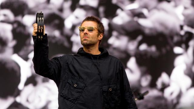 Liam Gallagher cancela show que faria em São Paulo