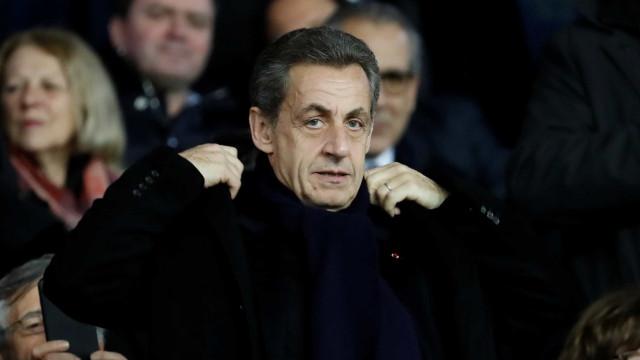 Sarkozy nega irregularidades e diz que sua vida virou um inferno