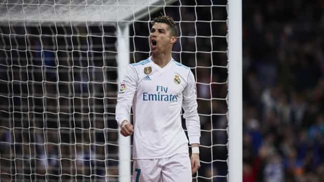 Canal de TV elege os 10 esportistas mais populares do mundo; CR7 lidera