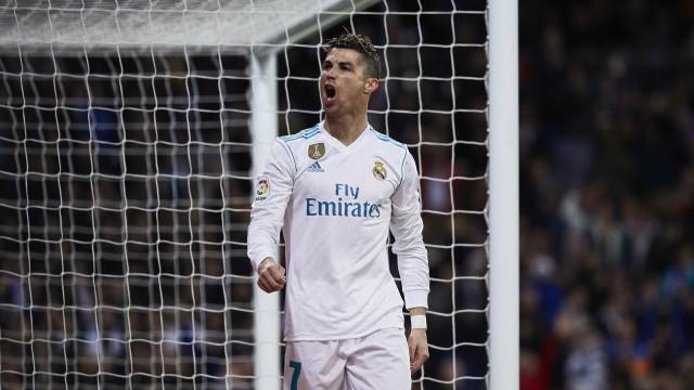 'Não há ninguém melhor do que eu', afirma Cristiano Ronaldo