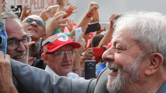 Lula reavalia agenda no Sul após 2 dias de protestos