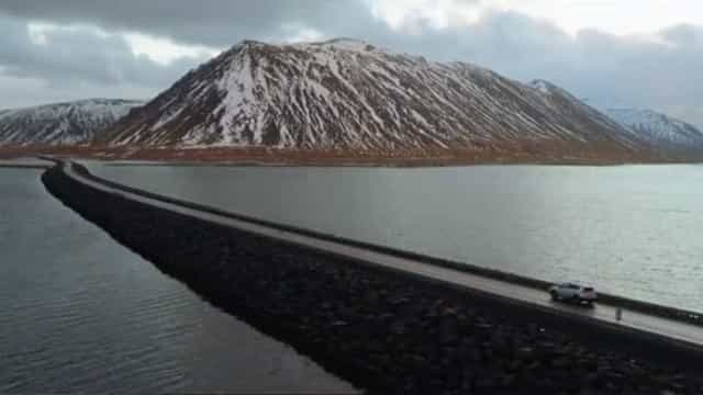 As deslumbrantes paisagens da Islândia