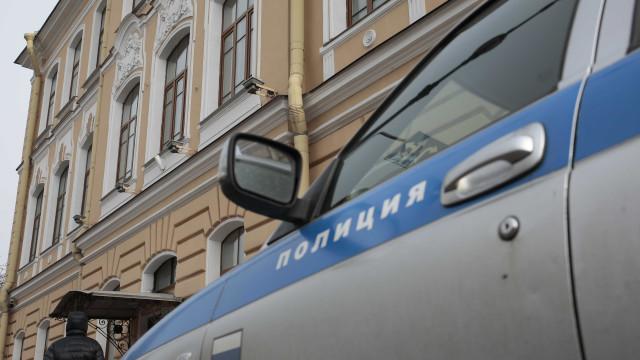 Tiroteio em escola russa deixa 7 feridos