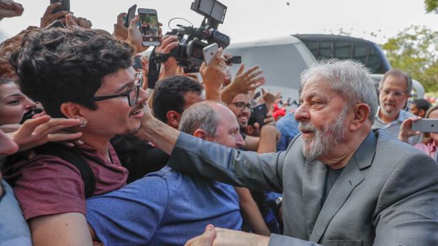 Lula planeja viagem ao Rio para se encontrar com família de Marielle