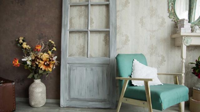 Shabby Chic: o clássico desgastado está na moda para decoração