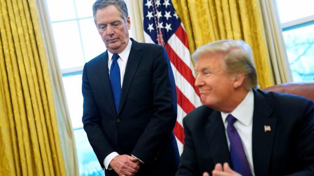 EUA acionam OMC contra tarifas retaliatórias de China e Europa