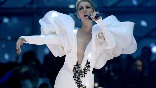 Céline Dion cancela 14 shows no EUA por problema de audição