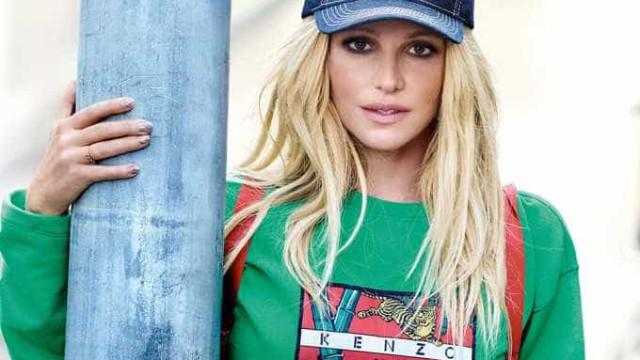 Britney Spears é o novo rosto de uma marca internacional
