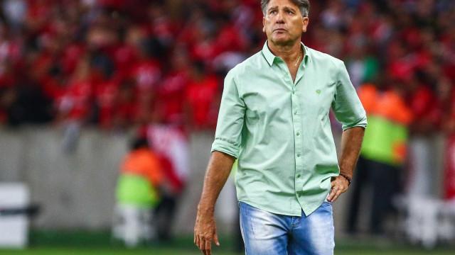 Renato Gaúcho sai da UTI e deve ter alta nesta segunda-feira