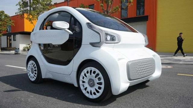 Carro feito com impressora 3D deve chegar ao mercado em 2019