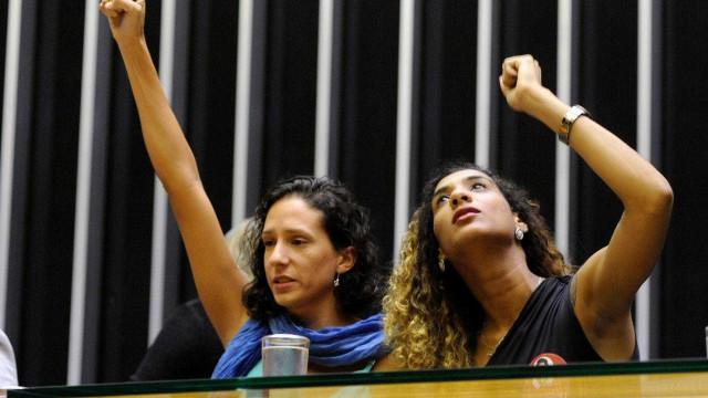 'A gente vai seguir na luta', diz viúva de Marielle Franco