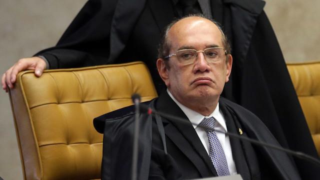 Gilmar estará ausente no dia 4 de abril, mas empate beneficia Lula