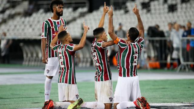 Fluminense empata com o Fla e fará final com o Botafogo