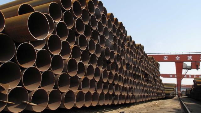China pressiona EUA a anular tarifas sobre aço e alumínio