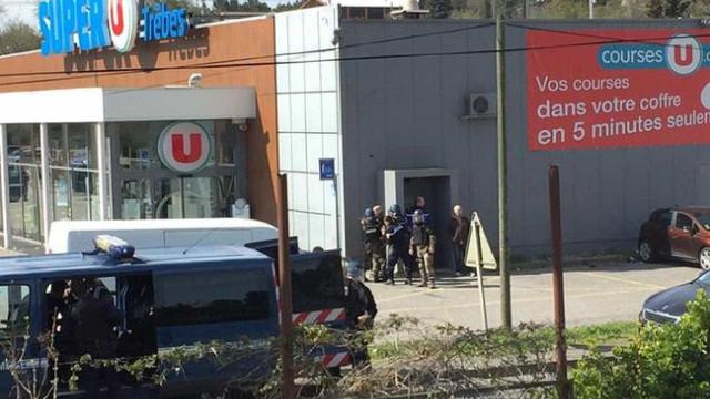 Atentado em Trèbes deixa 4 mortos, entre eles o terrorista