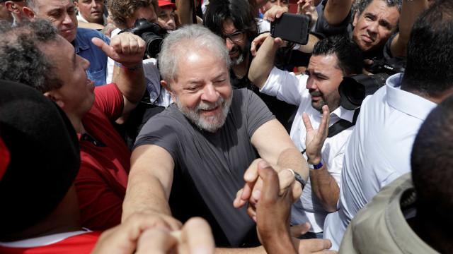 Supremo emite salvo-conduto para evitar prisão de Lula até 4 de abril