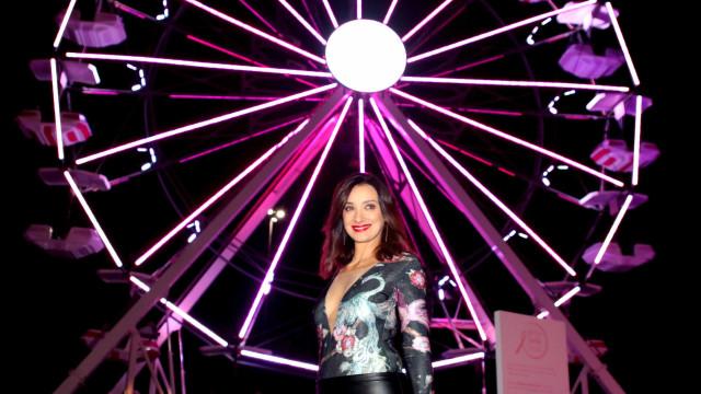 Sabrina Parlatore assume namoro com empresário no Lollapalooza