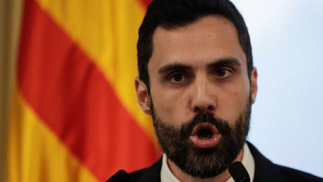 Catalunha: presidente do parlamento anula votação