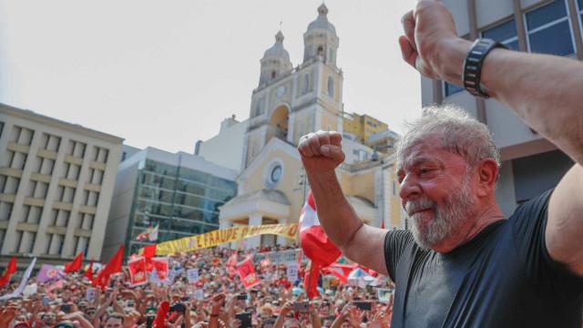 Lula sobre protestos: 'Se deremtapa na nossa cara, vamosretribuir'