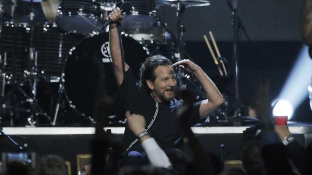 Pearl Jam mostra que ainda é relevante no cenário roqueiro