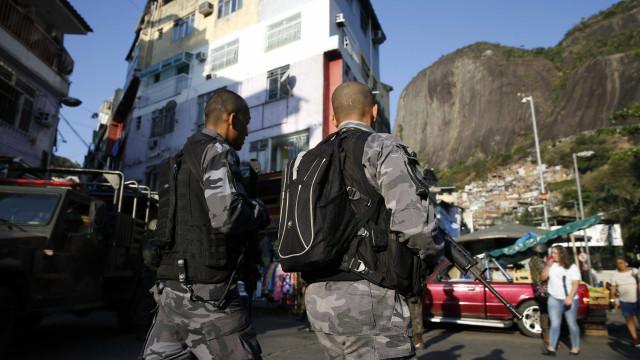Rocinha tem novo tiroteio com mais um morto nesta segunda