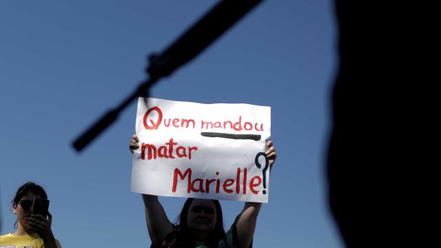 Justiça proíbe TV Globo de divulgar inquérito de caso Marielle