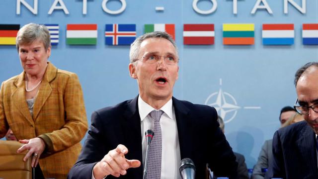 OTAN expulsa 7 membros russos devido ao caso Skripal