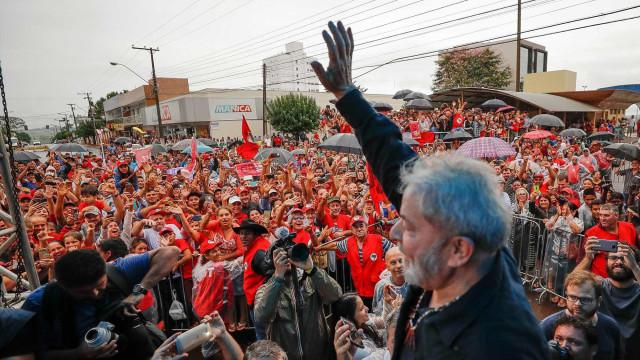 Integridade de Lula é responsabilidade do governo Temer, diz PT