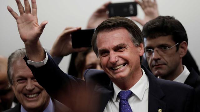 Durante greve, Bolsonaro cresce e tem empate técnico com Lula em SP