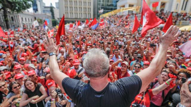 Julgamento do habeas corpus de Lula deve reunir 30 mil manifestantes