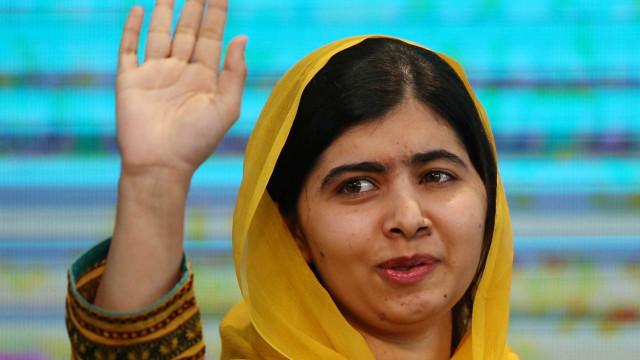 No Paquistão, Malala diz que 'sonhou em voltar' por 5 anos