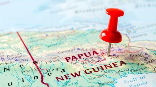 Sismo de 6.9 atinge Papua Nova Guiné com alerta de tsunami