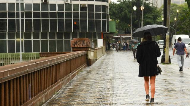 São Paulo está em estado de atenção para alagamentos