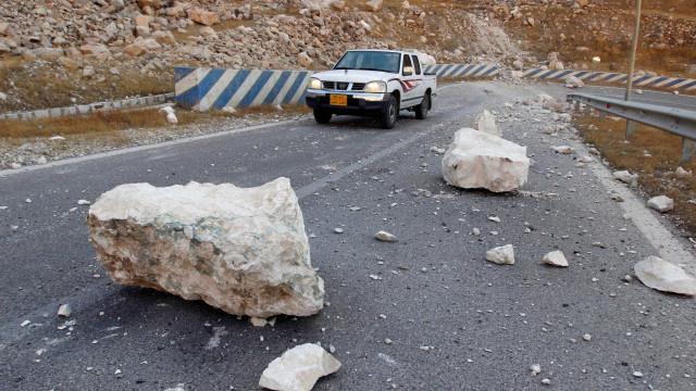 Terremoto de magnitude de 5.3 atinge Oeste do Irã